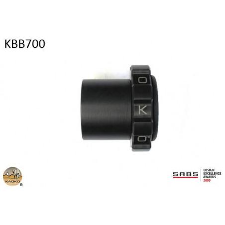 KAOKO Stabilisateur de guidon avec régulateur de vitesse - BMW F800R F800GS F650GS 0