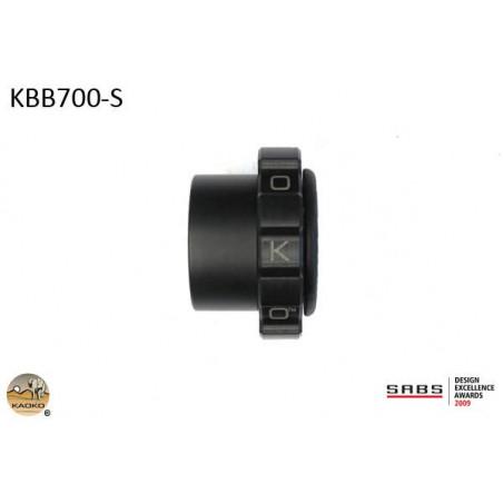 KAOKO Stabilisateur de guidon avec régulateur de vitesse - BMW F800R / GS F650GS 08-12