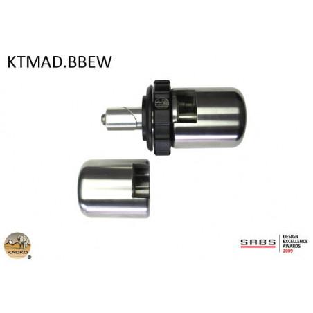 KAOKO Stabilisateur de guidon avec régulateur de vitesse - KTM 690/990/1190 Adventure (c
