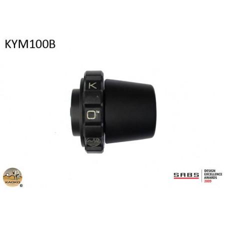 KAOKO Stabilisateur de guidon avec régulateur de vitesse - KYMCO XCITING 500 / R / I PEOPLE