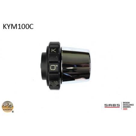 KAOKO stabilizzatore manubrio con cruise control - KYMCO XCITING 500/R/I PEOPLE
