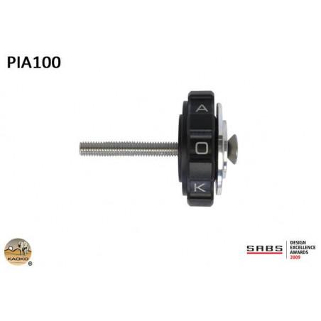 KAOKO stabilisateur de guidon avec régulateur de vitesse - PIAGGIO MP3 300 LT 10