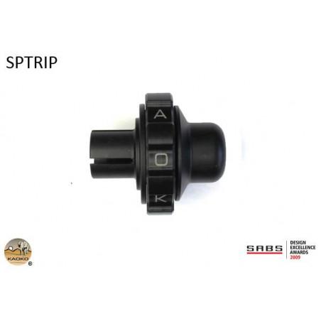 KAOKO stabilizzatore manubrio con cruise control - TRIUMPH Speed Triple 1050 fin