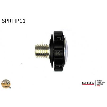 KAOKO stabilizzatore manubrio con cruise control - TRIUMPH Speed Triple 1050 11