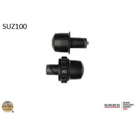 KAOKO Stabilisateur de guidon avec régulateur de vitesse - SUZUKI B-King GSX650 / 1250FA /