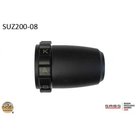 KAOKO stabilizzatore manubrio con cruise control - SUZUKI GSX1300R Hayabusa 08-
