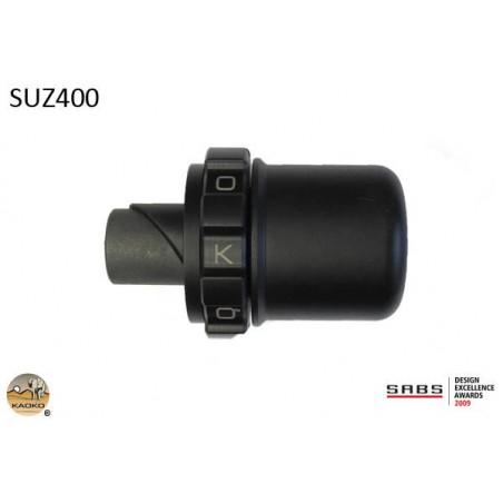 KAOKO Stabilisateur de guidon avec régulateur de vitesse - SUZUKI AN650 Burgman (avec