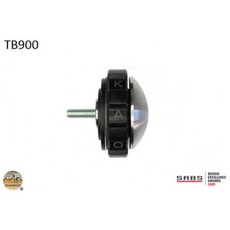 KAOKO Stabilisateur de guidon avec régulateur de vitesse - TRIUMPH THUNDERBIRD 900 / Sport