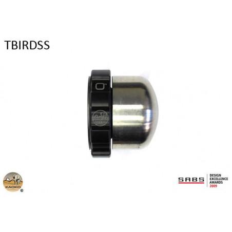 KAOKO stabilizzatore manubrio con cruise control - TRIUMPH THUNDERBIRD 1600 11