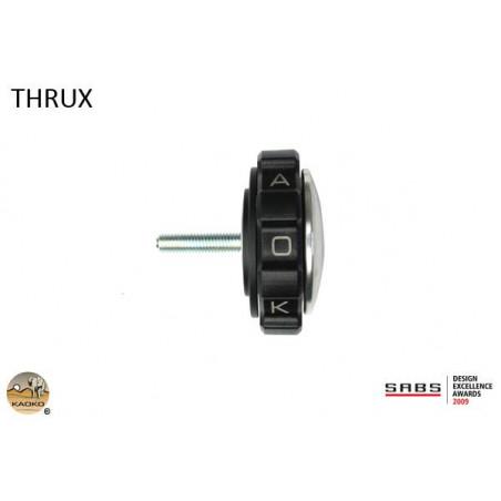 KAOKO stabilizzatore manubrio con cruise control - TRIUMPH Thruxton 900 Street