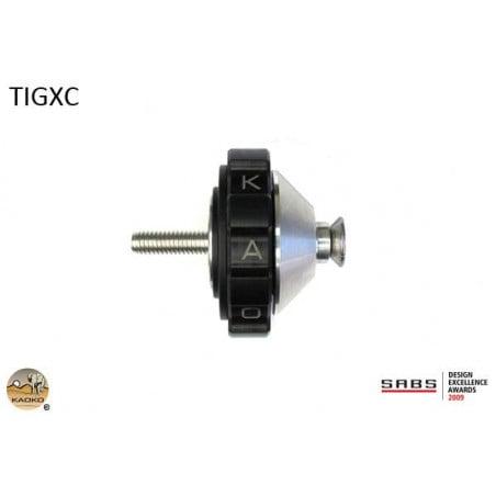 KAOKO stabilizzatore manubrio con cruise control - TRIUMPH Tiger 800/XC (11- so