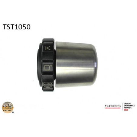 KAOKO stabilizzatore manubrio con cruise control - TRIUMPH Sprint ST1050/ST955/R