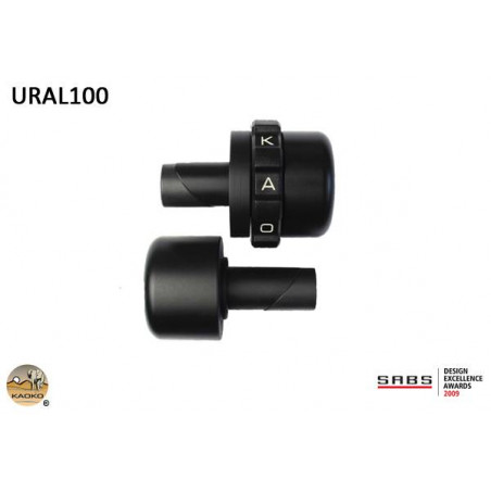 KAOKO stabilizzatore manubrio con cruise control - URAL Models 00-14 (con mano
