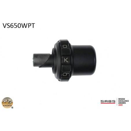 KAOKO stabilizzatore manubrio con cruise control - SUZUKI DL650 V-Strom (senza p