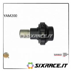 KAOKO Stabilisateur de guidon avec régulateur de vitesse - YAMAHA R6 03-