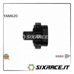 KAOKO stabilizzatore manubrio con cruise control - YAMAHA TENERE XT660Z (con par