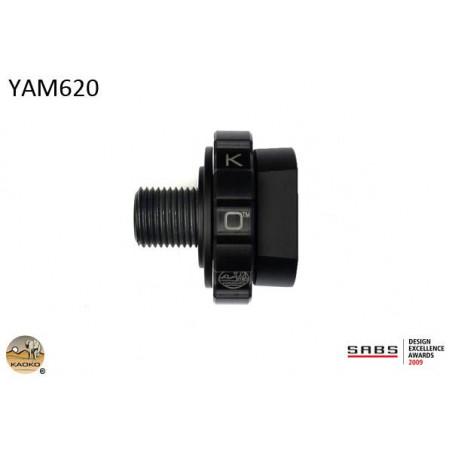 KAOKO Stabilisateur de guidon avec régulateur de vitesse - YAMAHA TENERE XT660Z