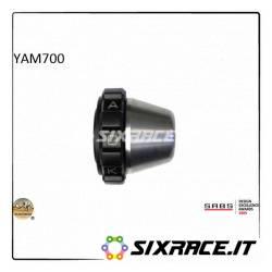 KAOKO Stabilisateur de guidon avec régulateur de vitesse - YAMAHA V-MAX 09-