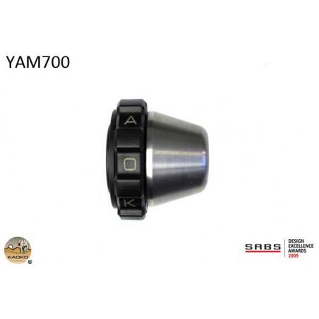 KAOKO stabilizzatore manubrio con cruise control - YAMAHA V-MAX 09-