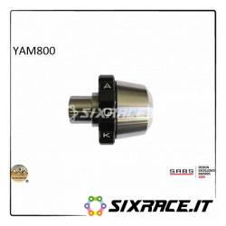 KAOKO Stabilisateur de guidon avec régulateur de vitesse - YAMAHA MT03
