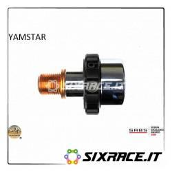 KAOKO stabilisateur de guidon avec régulateur de vitesse - YAMAHA V-Star Roadstar 1100