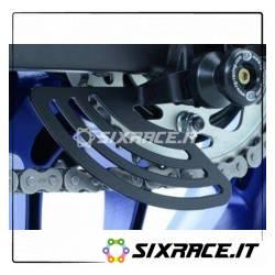 pinna sicurezza catena per Yamaha YZF-R1 15- / YZF-R25 / YZF-R3 / MT-10 / MT-25