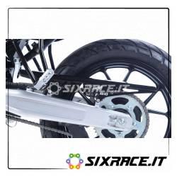 Paracatena in alluminio Sinnis Apache 125SMR 17- colore nero