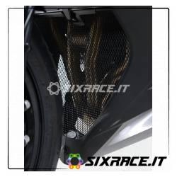 griglia protezione collettori scarico Kawasaki Z1000SX 11- - colore verde