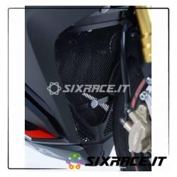 griglia protezione collettori scarico Honda CBR250RR 17- - colore titanio