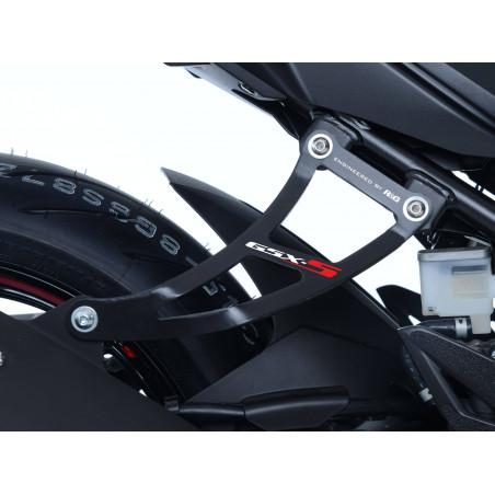 Staffa supporto scarico - Suzuki GSXS 750 17-
