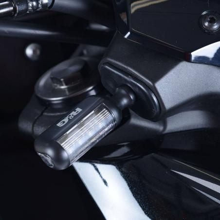 Adattatori per minifrecce anteriori per Kawasaki Z900