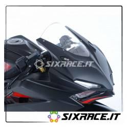 Placchette coprifori specchietti Honda CBR250RR 17- RG
