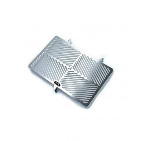 grille de protection de radiateur - Honda CBR1000RR / SP / SP2 17 - couleur titane - vers