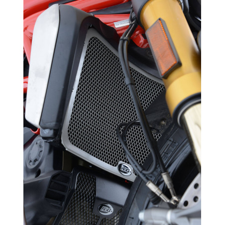 grille de protection de radiateur - Ducati Monster 1200 S / R / Monster 821 / Superspo