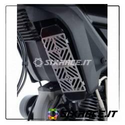 griglia protezione radiatore olio Ducati Scrambler / Flat Track Pro / Sixty 2 /