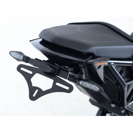 Portatarga KTM 1290 Super Duke R 17- RG