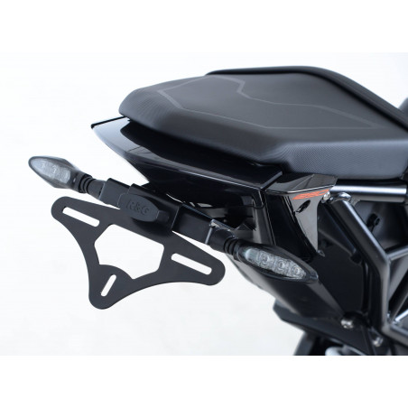 Support de plaque d'immatriculation KTM 1290 Super Duke R 17- RG
