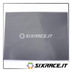"""griglia protezione radiatore universale (12 x 16"""") - colore titanio RG"""""""
