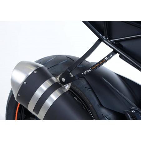 Staffa supporto scarico - KTM 1290 Super Duke 17- RG
