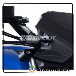 Adattatori per minifrecce anteriori per Suzuki GSX-S 125 - uso con minifrecce