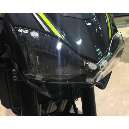 protezione fanale anteriore Kawasaki Z900 HLS0053CL RG