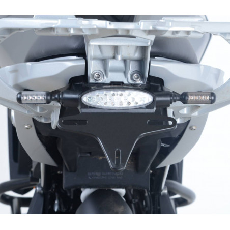 Support de plaque d'immatriculation BMW G310GS 17- LP0239BK RG