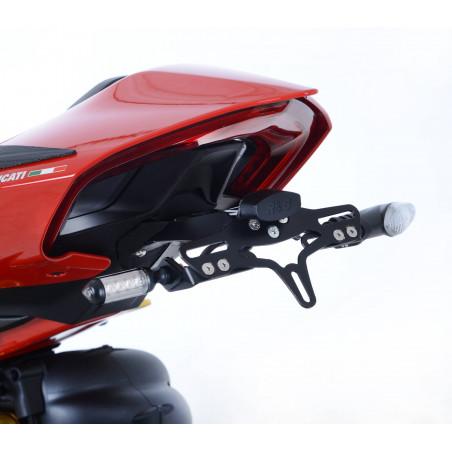 Portatarga Ducati Panigale V4 / V4S / Speciale LP0243BK RG
