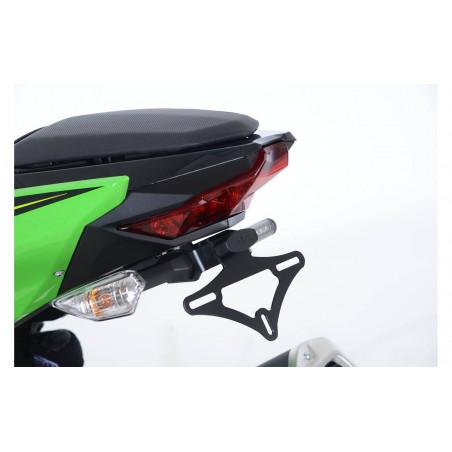 Portatarga Kawasaki Ninja 400 / Ninja 250 18- LP0245BK RG