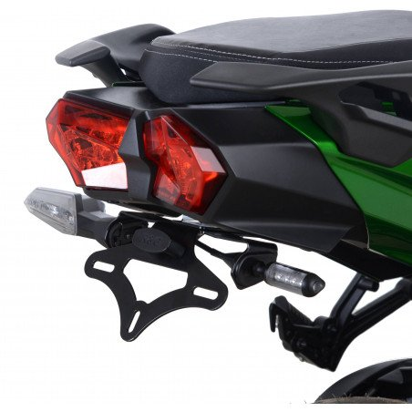 Support de plaque d'immatriculation Kawasaki H2 SX LP0247BK RG