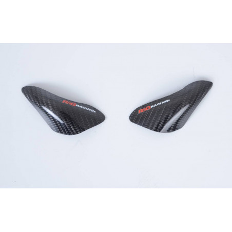 sliders serbatoio in carbonio Kawasaki Z650 17- / Ninja 650 17- TS0035C RG