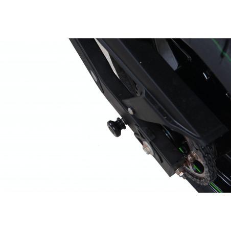 broches de support arriere pour Kawasaki Ninja 400 18- / Ninja 250 18- - c
