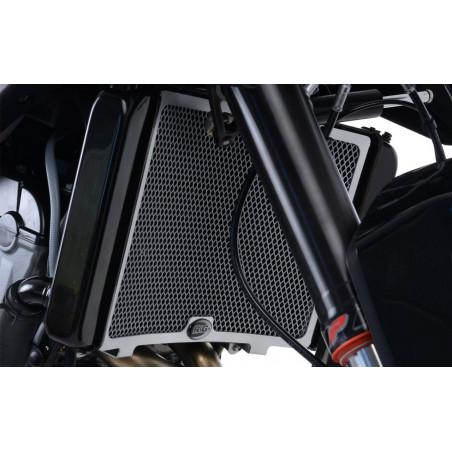 grille de protection de radiateur - KTM 790 Duke (couleur titane) RAD0232TI RG