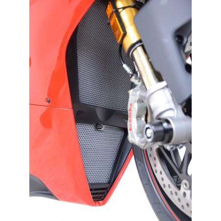 set griglia protezione radiatore e radiatore olio - Ducati Panigale V4 / V4S / S