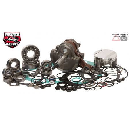 KIT REVISIONE MOTORE HONDA CRF 450R 2005 WR101-026 WRENCH RABBIT